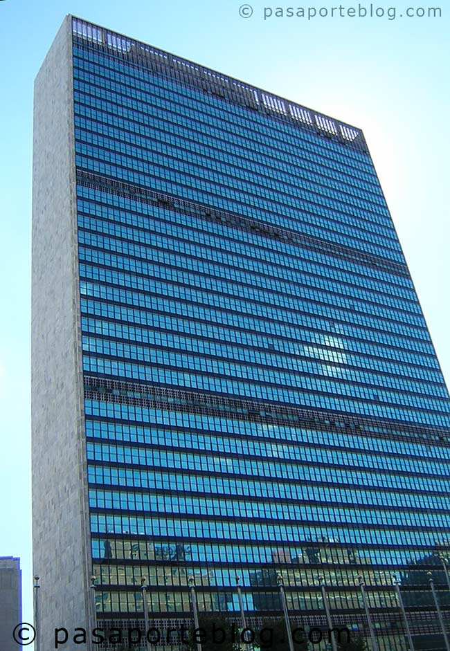 united nations building naciones unidas edificio