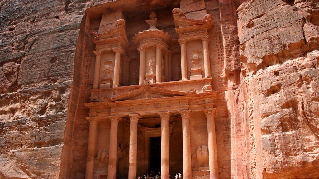 Petra viaje a jordania