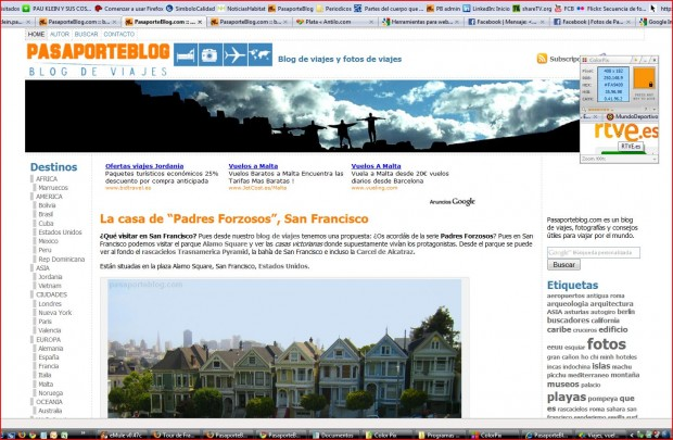 Antigua imagen del blog de viajes Pasaporteblog.com