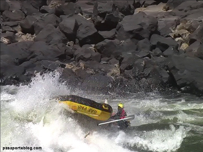 rafting grado 5 cataratas victoria