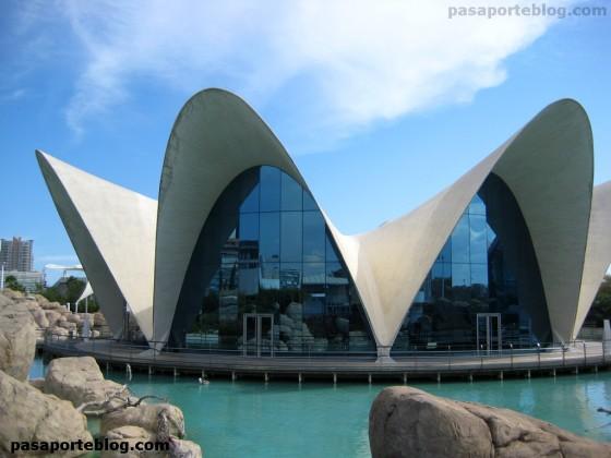 museo oceanografico valencia