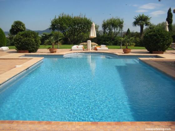 piscina hotel mas de canicati Valencia Relais & Châteaux Spain