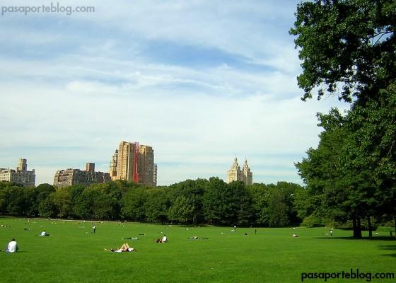Central Park New York Nueva York