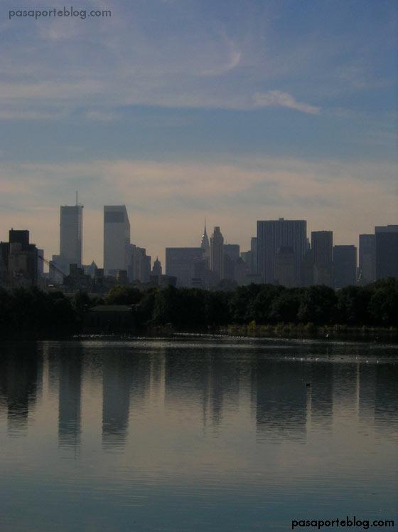 Nueva York desde Central Park