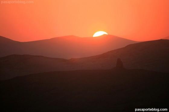 Puesta de Sol Siria