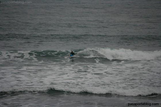 surf asturias, playa de salinas