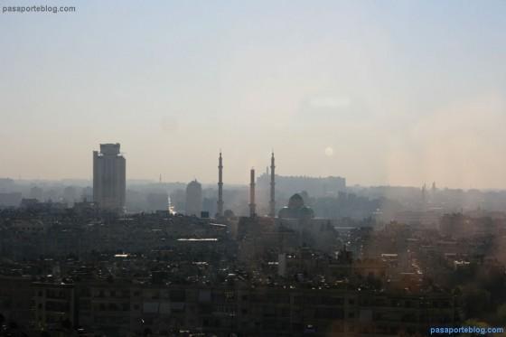 ciudad de alepo siria