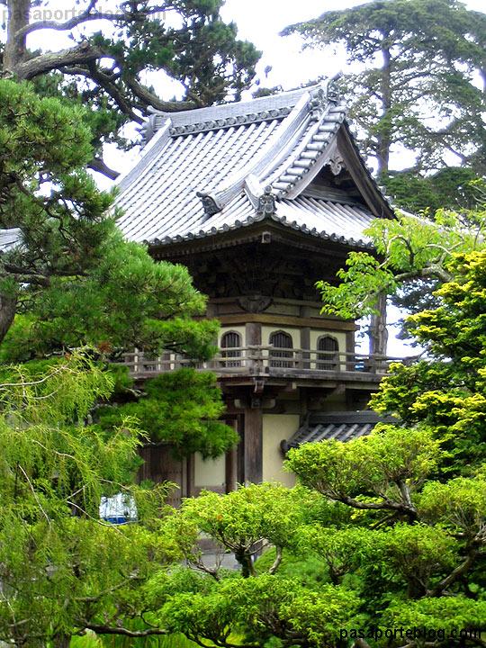 jardin japones san francisco