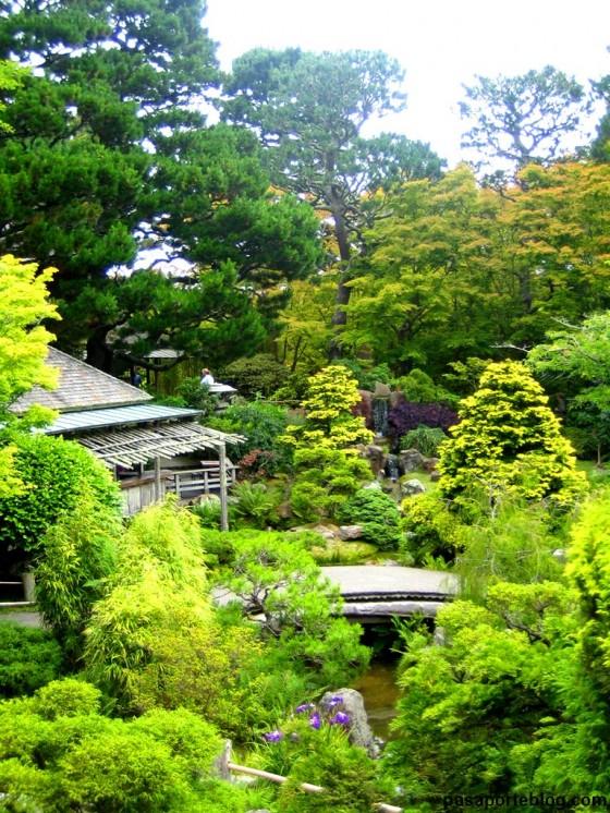 jardines golden gate park japones
