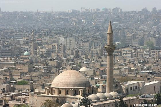 mezquita alepo