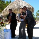 musica en directo boda punta cana