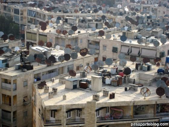parabolicas en alepo siria