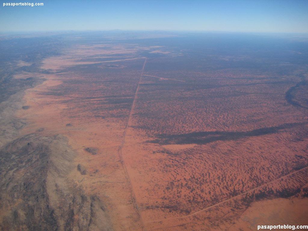 desierto australia