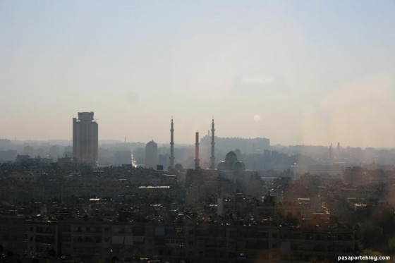 vistas aleppo hotel dedeman siria