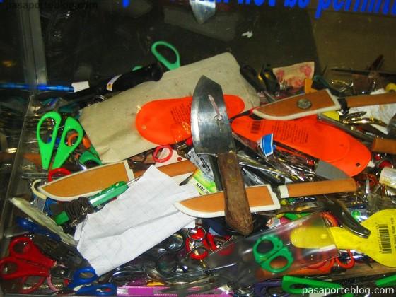 objetos prohibidos en vuelo vietnam