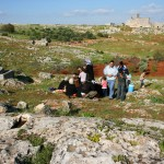 ciudades muertas domingo campestre siria
