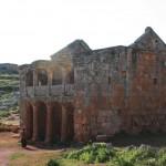 ciudades muertas siria arqueologia