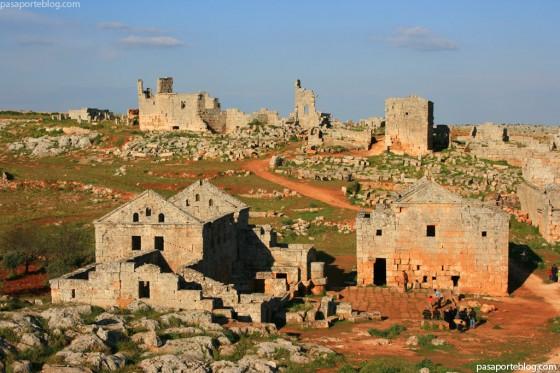 Serjilla Serjelleh Siria