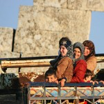 Turismo nacional y arabe en siria