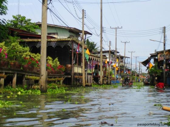 marcado flotante tailandia