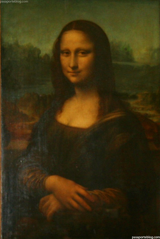 mona lisa la gioconda paris