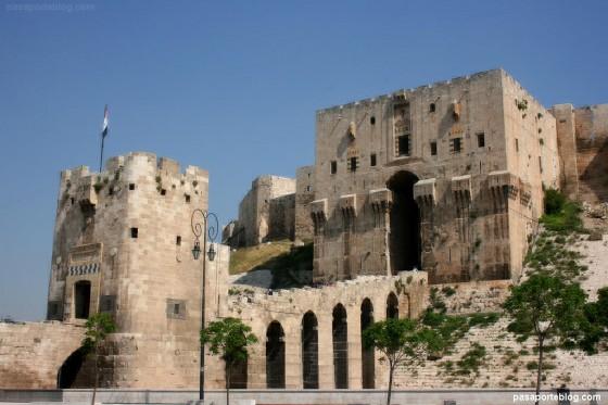 Ciudadela Aleppo Siria