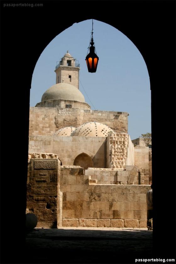 siria aleppo ciudadela pasaporteblog blog de viajes