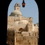 La Ciudadela de Aleppo, Siria