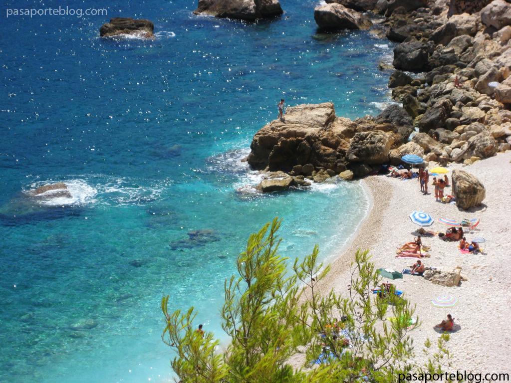 mar mediterrano españa