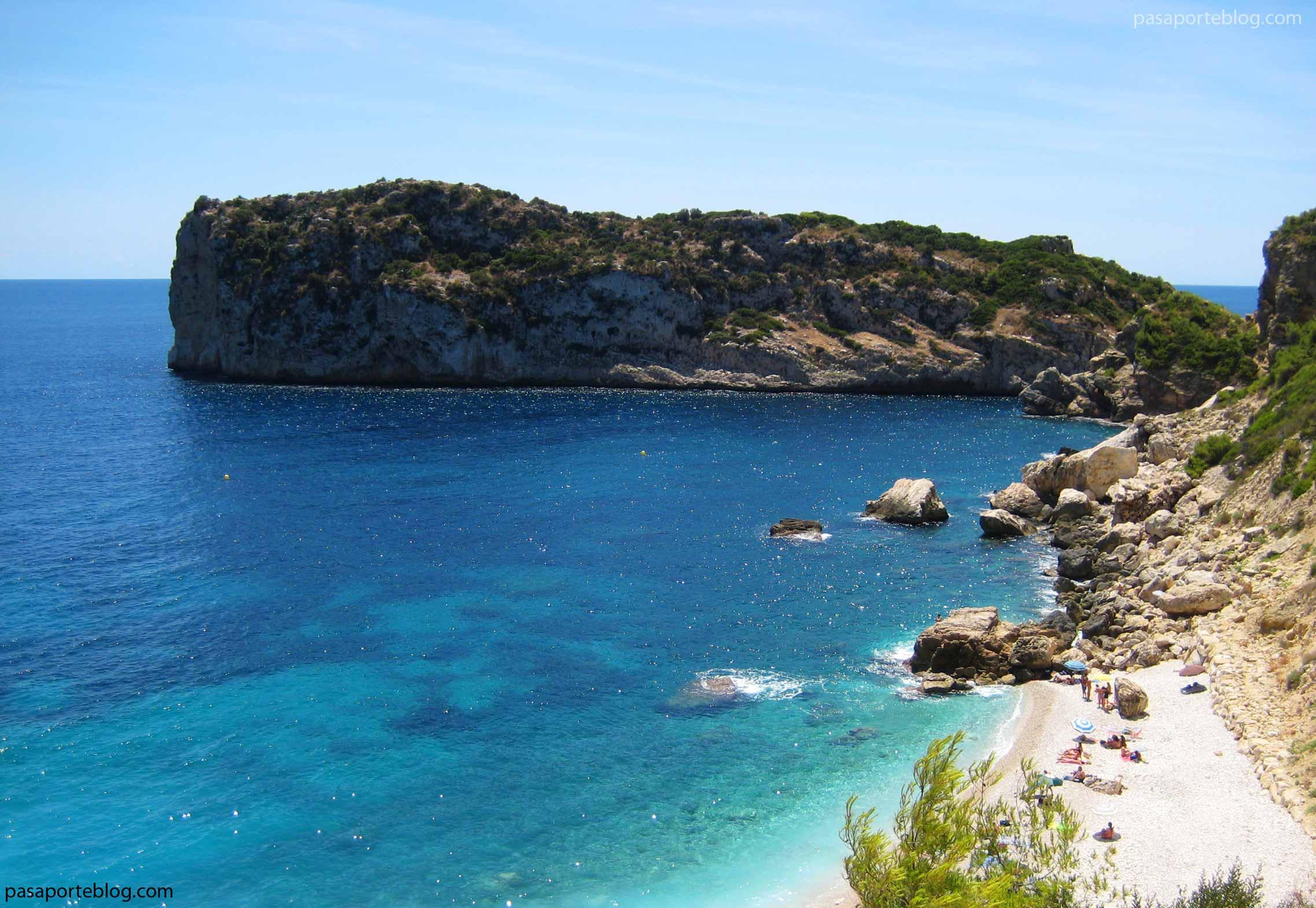 mar mediterrano playas
