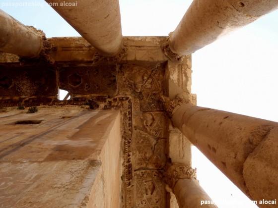 Baalbek fotos libano arqueologia