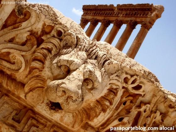 Baalbek viaje al libano
