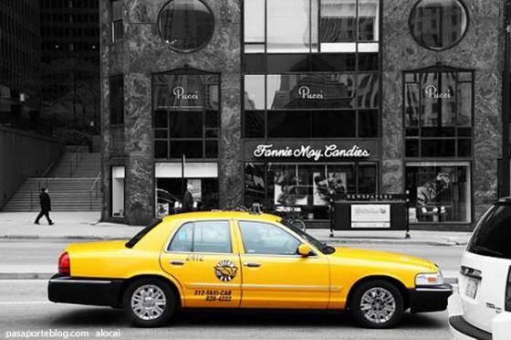 taxi en chicago