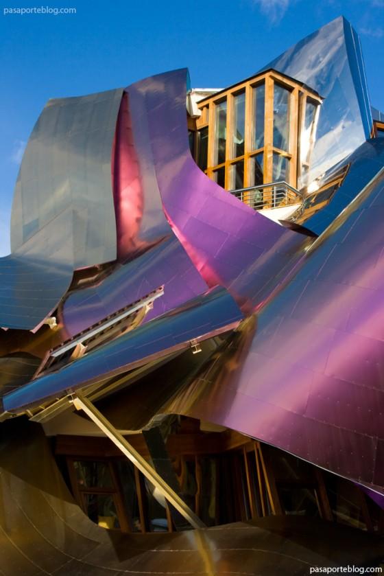Frank Gehry La rioja arquitectura