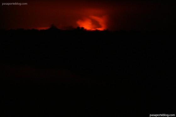 incendio en africa