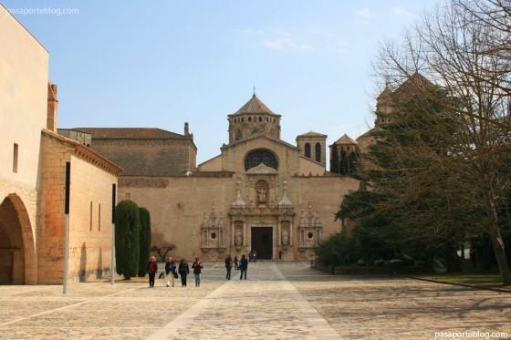 monasterio de poblet tarragona cataluña