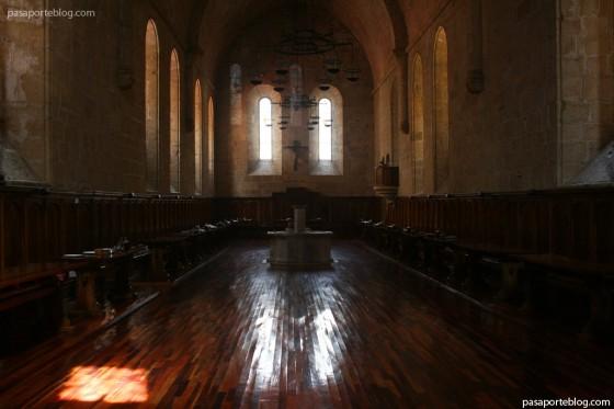 monasterio-de-poblet-comedor-de-los-monjes-y-abades