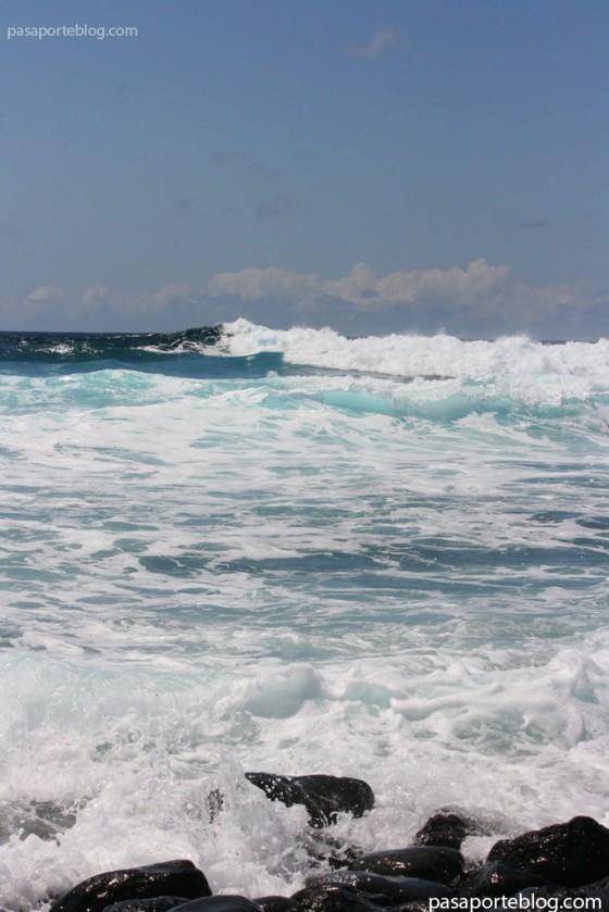 lanzarote oceano atlantico el golfo