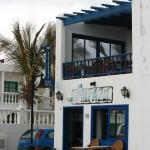 restaurante mar azul el golfo lanzarote canarias