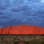 La paciencia en la fotografía, Uluru Australia