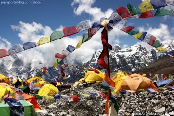 campo base monte everest nepal