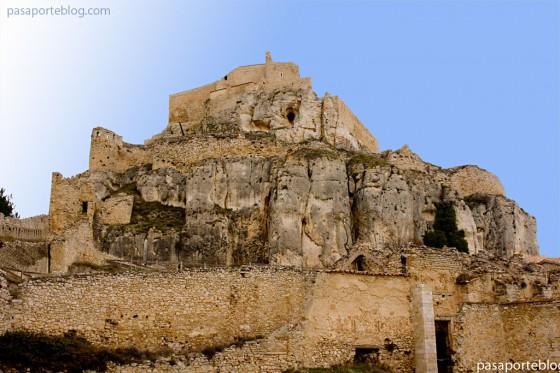 castell de morella castello