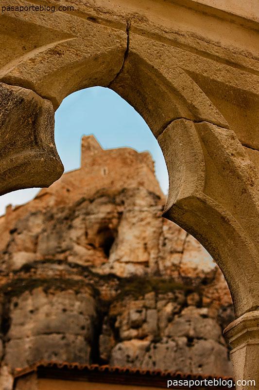 castillo de morella castellon