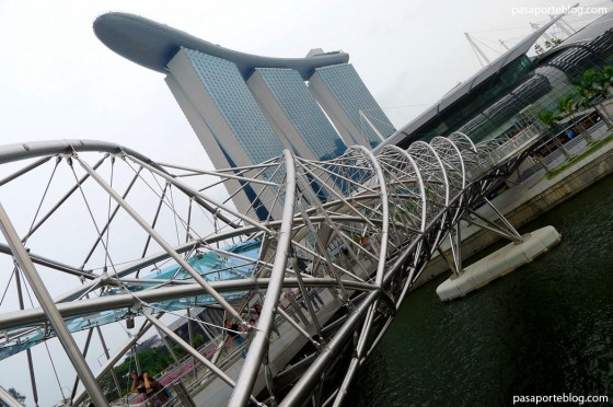 hoteles de lujo en singapur