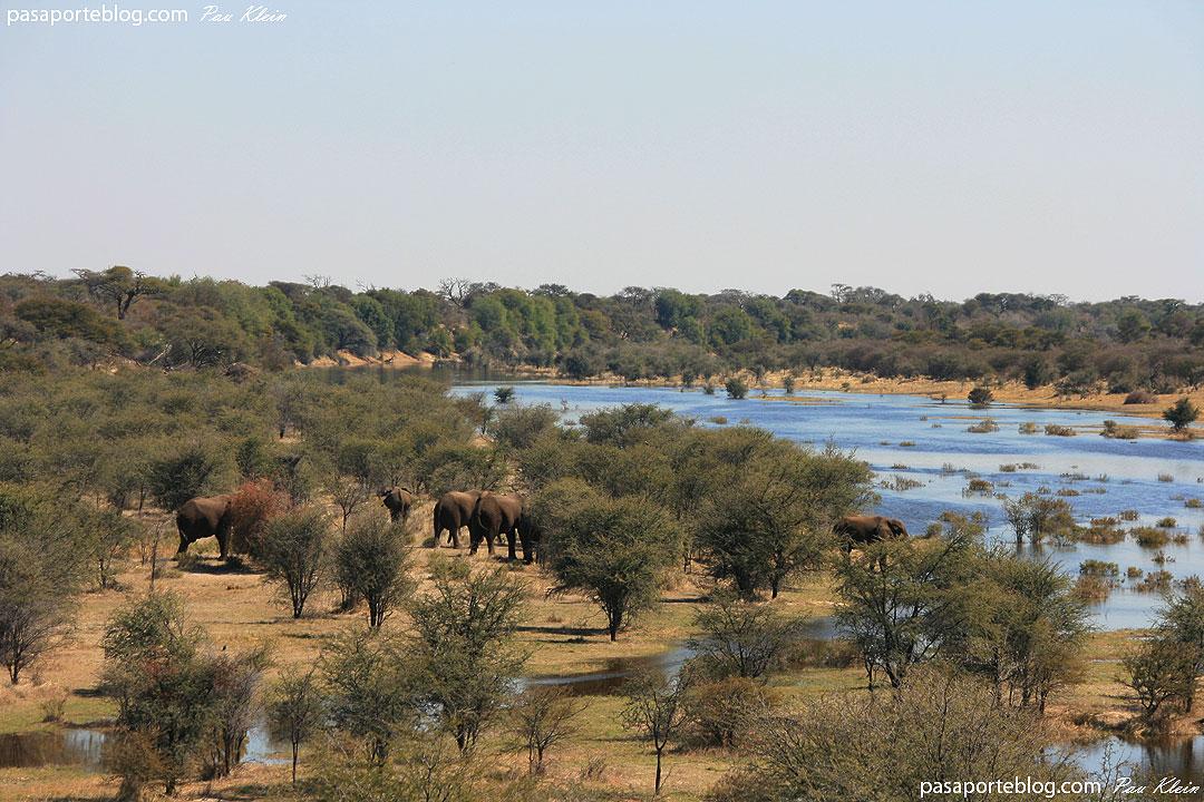 makgadikgadi pans parque nacional boswana fotos turismo