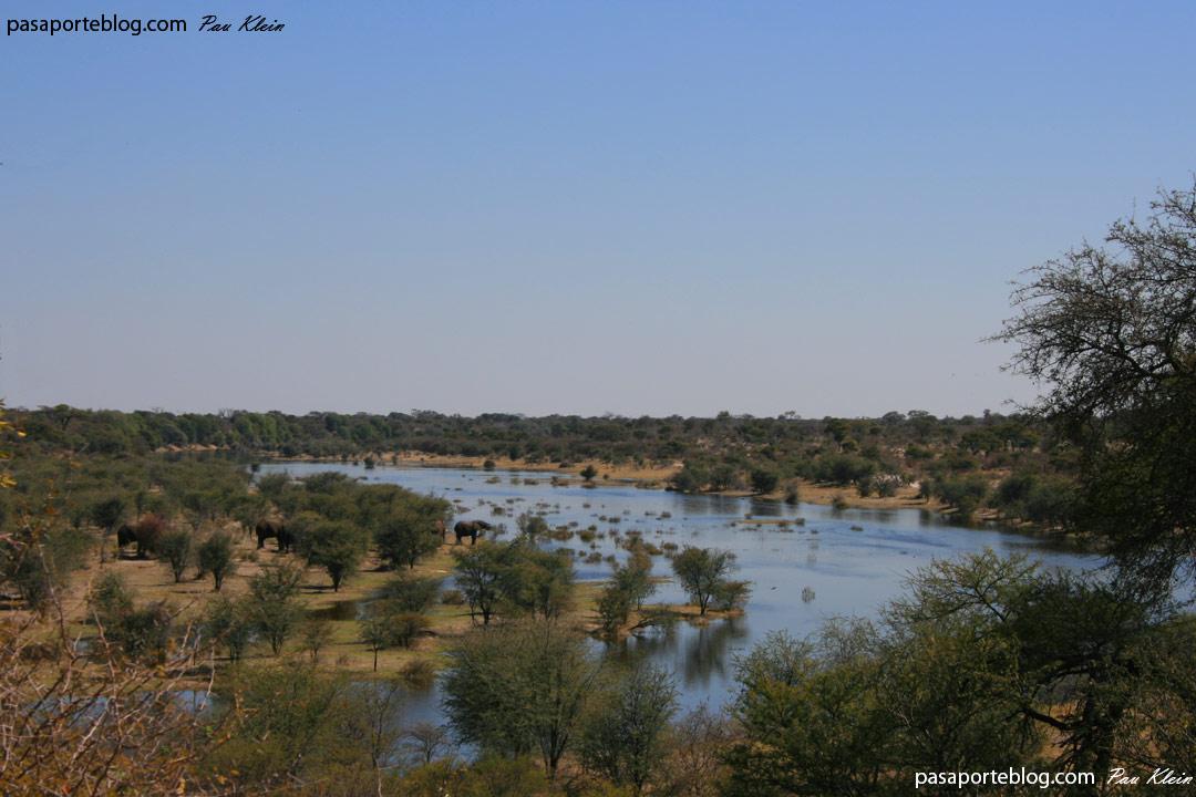 reserva-natural-elefantes-botswana turismo