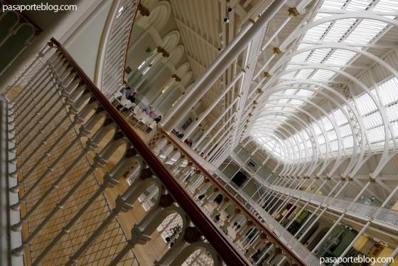 Museo Nacional de Escocia turismo en Edimburgo