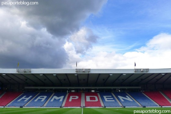 estadio nacional escoces de fútbol Hampden Park
