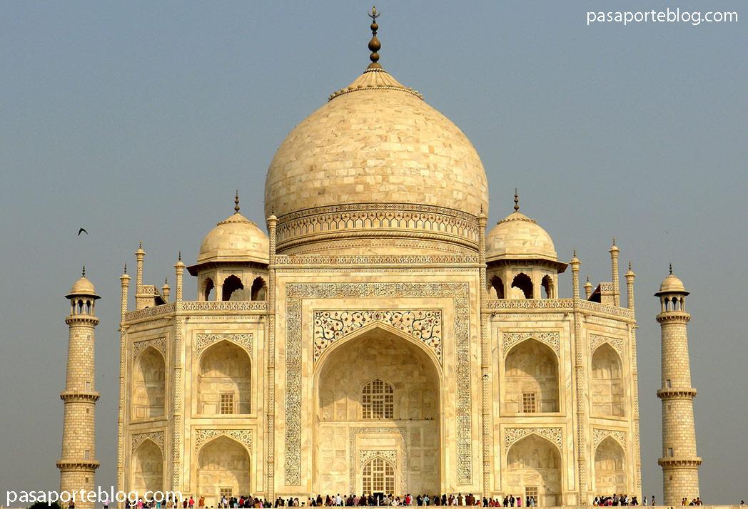 Taj Mahal blog de viajes pasaporteblog