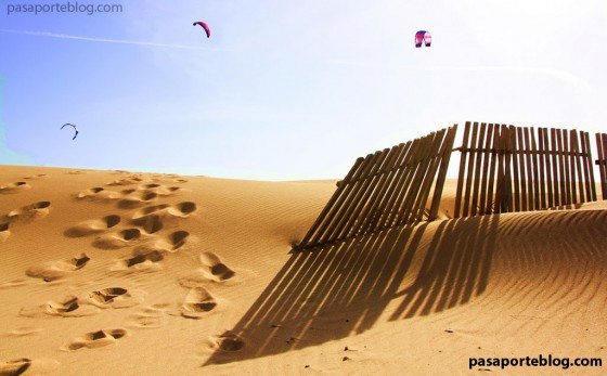 playas y kitesurf en tarifa